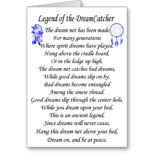 image regarding Legend of the Dreamcatcher Printable named Legend dreamcatcher