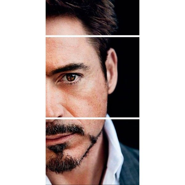 Tony Stark is Iron Man ❤ liked on Polyvore featuring avengers, marvel, pictures, boys and heroes