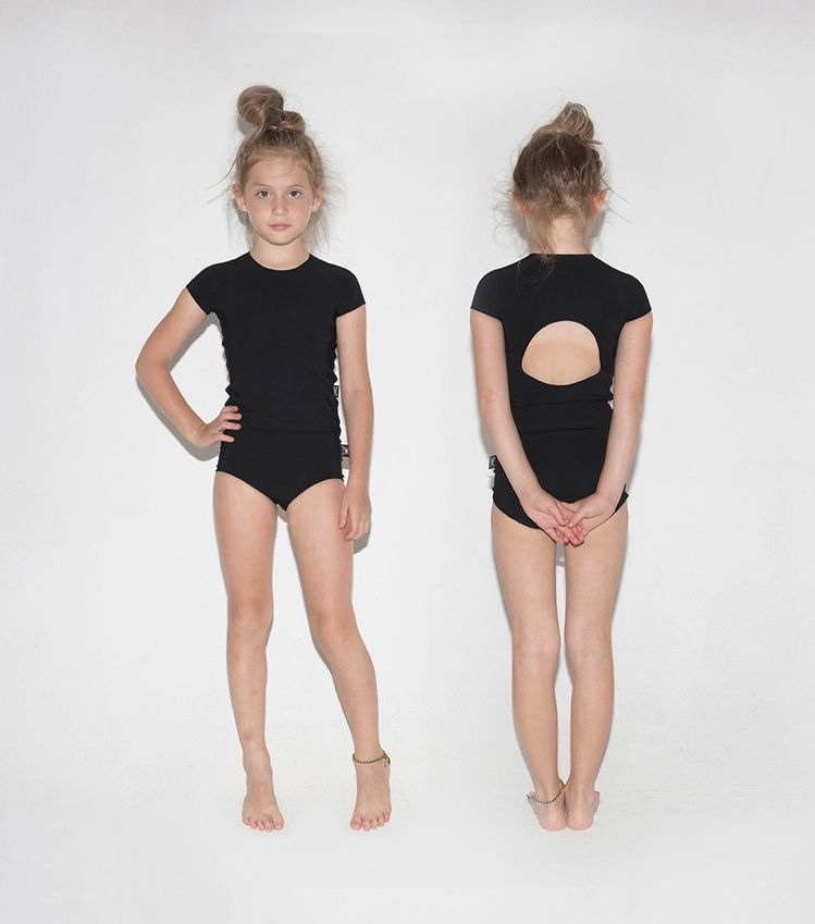 e99169adec 9 cool black swimsuits for girls who just can't with the pink