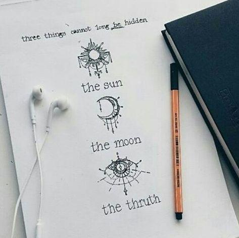 Tattoo moon wolf sun 50 Super ideas