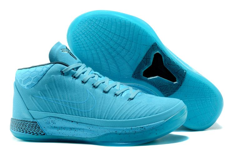 "the latest 3dfc3 336cb 2017 Nike Kobe A.D. Mid ""Honesty"" Blue"