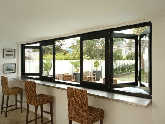 image result for tri fold windows