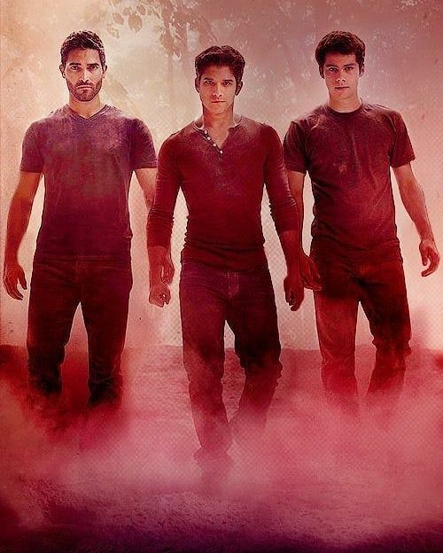 Teen Wolf Poster Collection: 35+ Amazing High-Quality Posters