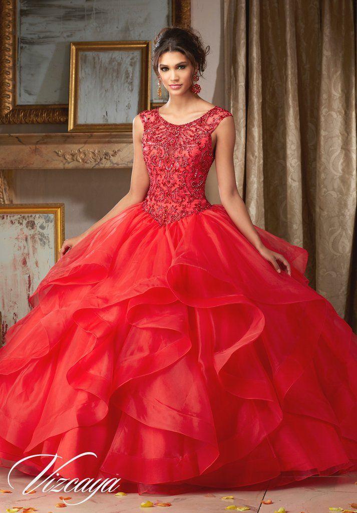 bc980c3e731 Mori Lee Quinceanera Dress 89117-Mori Lee Vizcaya-ABC Fashion