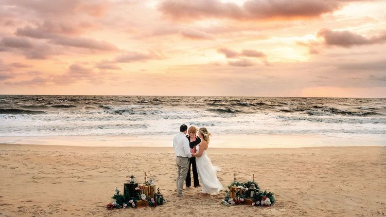 Virginia Beach Wedding Photographer Melissa Bliss Photography Sunrise