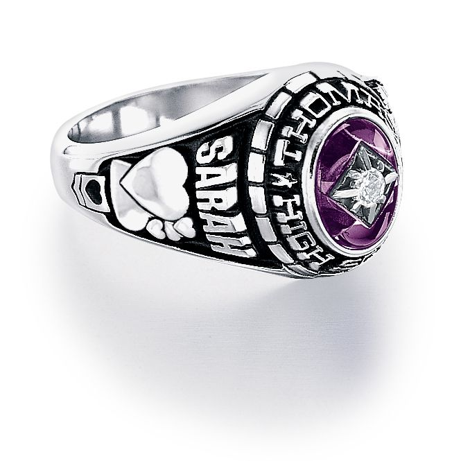 948150635a3fb Custom personalized class ring from #Jostens Achiever Colle