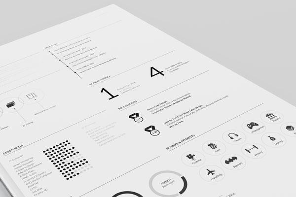 free resume template by fernando báez mightydeals freer