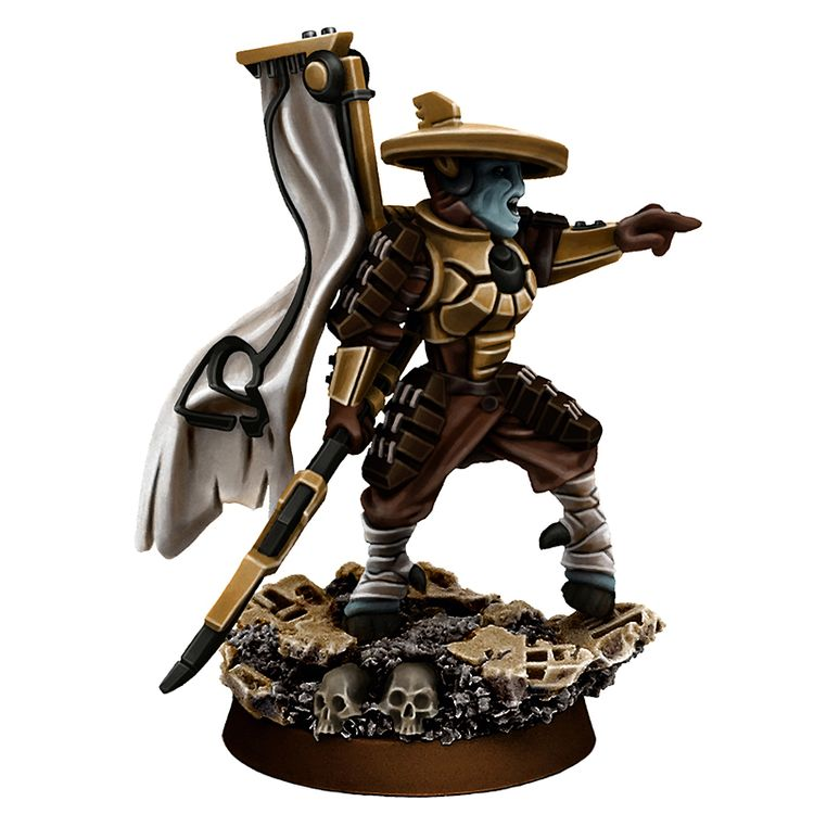 GREATER GOOD VETERAN RO'IDEN – Wargame Exclusive