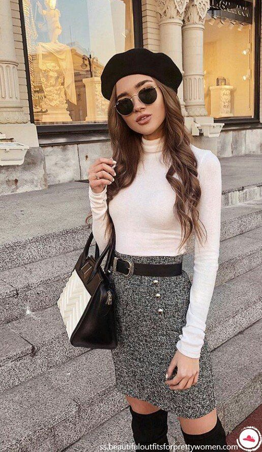 13 Ways to make your outfit more original | Women Outfits