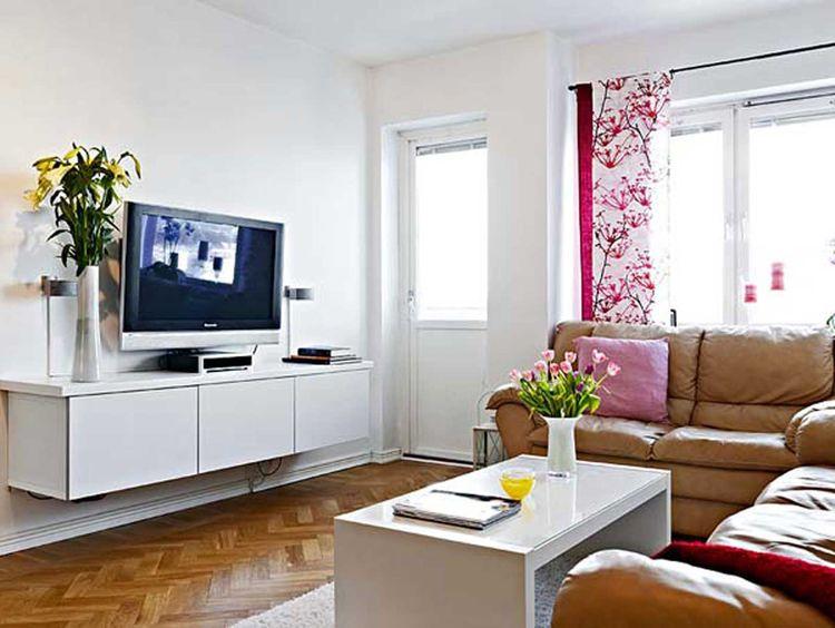 Kleines Wohnzimmer Design Ideen Fur Kleine Raume Kleine W