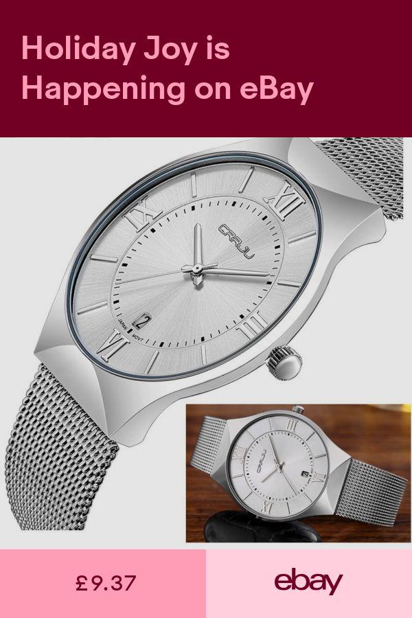 Wristwatches Jewellery Watches Ebay