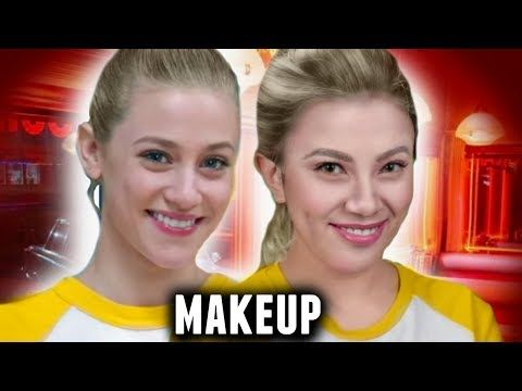 Betty Cooper Makeup Tutorial Riverdale Archie Halloween