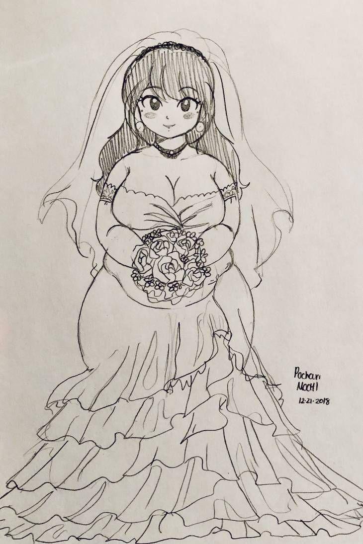 Pedidos (vestido de noiva) por Pocharimochi em DeviantArt