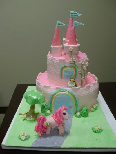Pinkie Pie Birthday Cake By Rwjcakes On CakeCentral