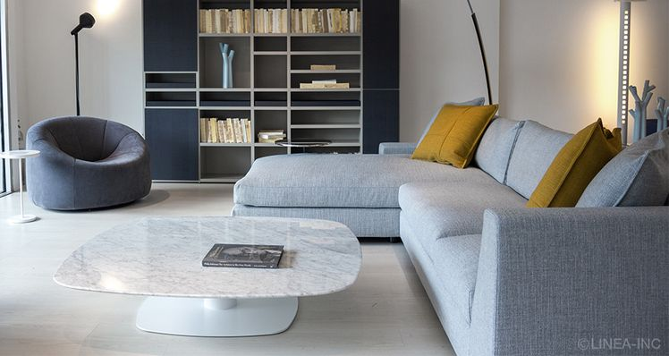 Alster Low Table By Ligne Roset Modern Coffee Tables Los Angeles