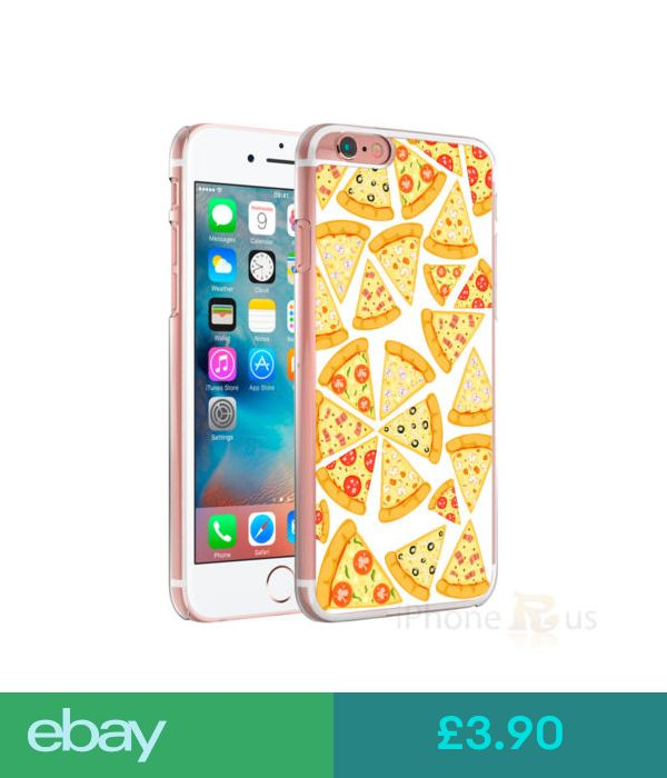 4c4b77a8f49 Cases & Covers Pizza Case Cover Hard Clear Sides For Apple Iphone Samsung  Etc #ebay #Electronics