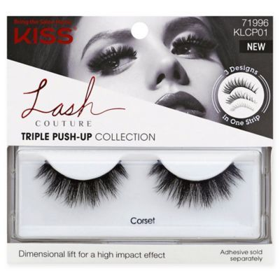 ab2faf50b85 Kiss Lash Couture Triple Push-Up In Corset