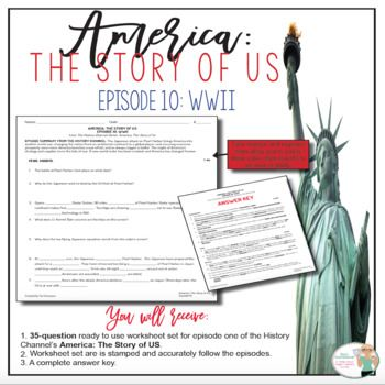 America The Story Of Us Episode 10 Wwii