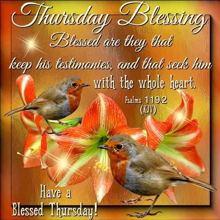 Have A Blessed Thursday Thursday Thursday Quotes Happy Thur