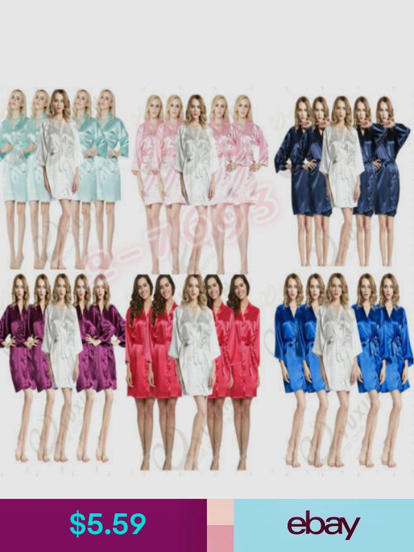 a3b85eeb06 Loungewear Robes   Bathrobes  ebay  Clothing