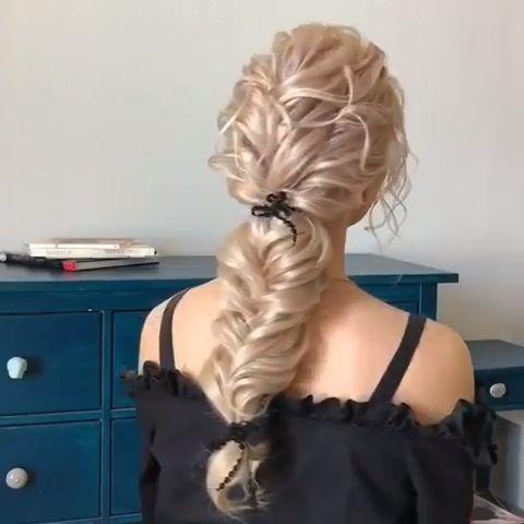 10 penteados trançados lindos que você vai adorar - Últimas tendências de penteado para 2019
