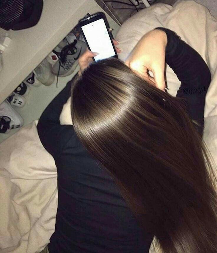 Tumblr haare mädchen braune Tumblr Frisuren
