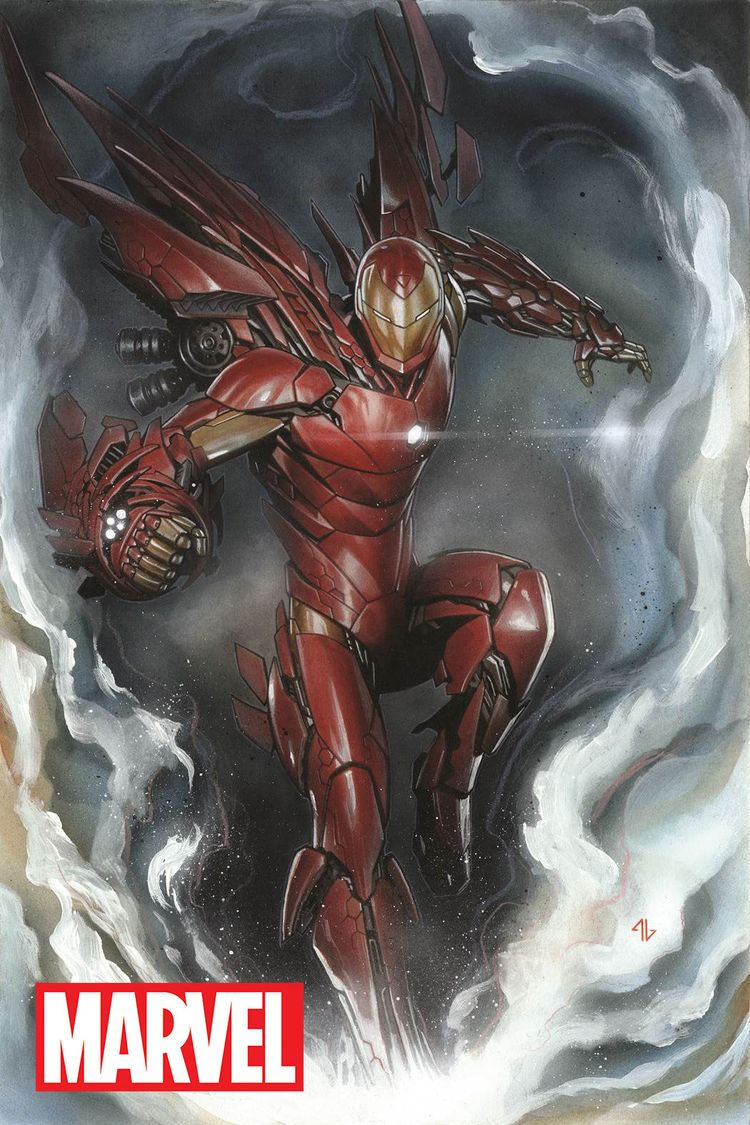 Invincible Iron Man New Armor