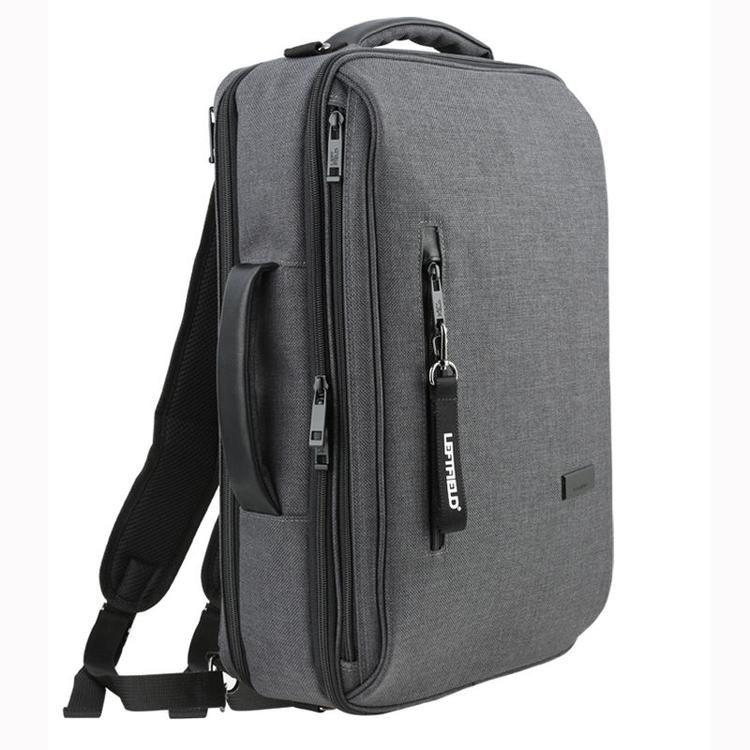 a29684c3accf LEFTFIELD 3 Way Bag Mens Backpack School College Bag Laptop Rucksack 683