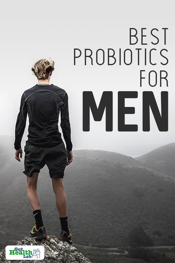 Best Probiotics for Men: Guys Get Their Gut Health in Check