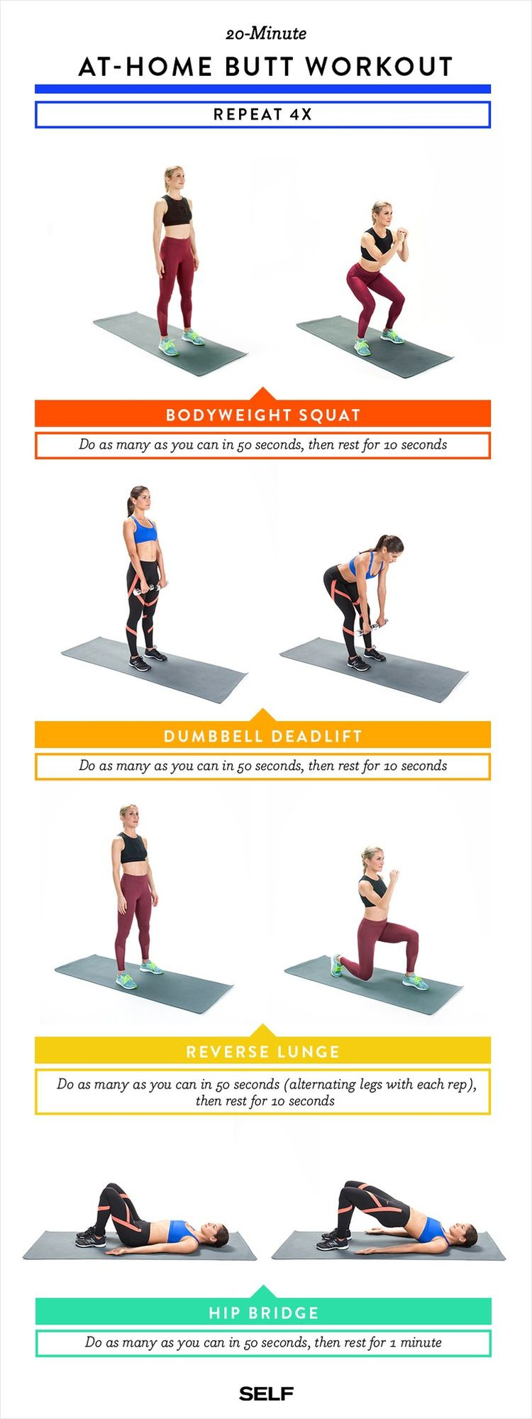 The Butt Workout That Will Make It Hard To Sit Down Tomorrow