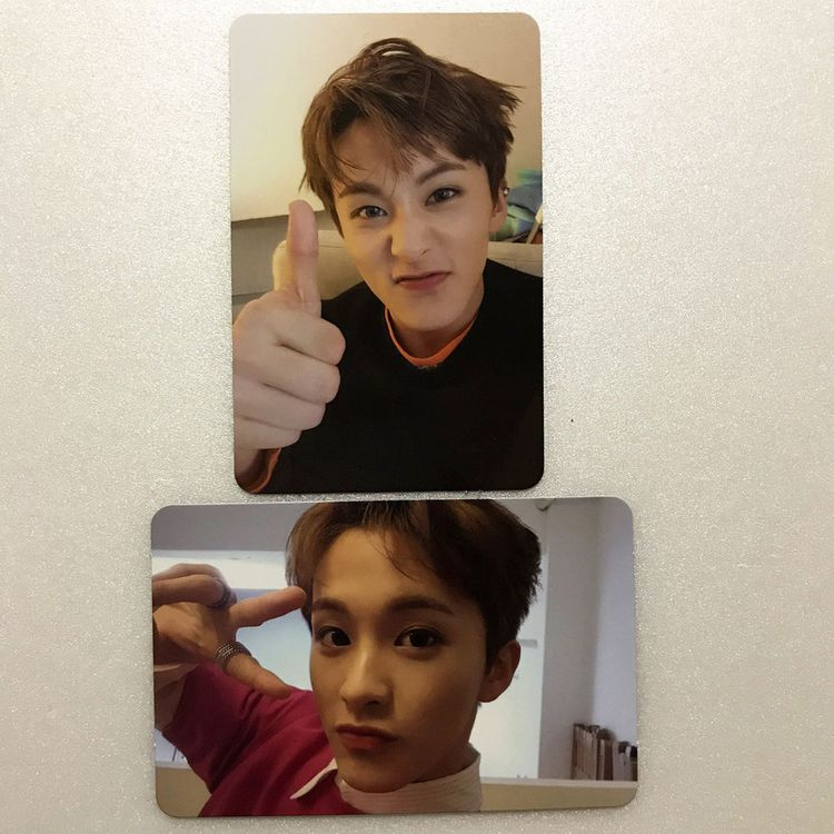 SM Town NCT 2018 EMPATHY Dream Ver + Reality Ver Official