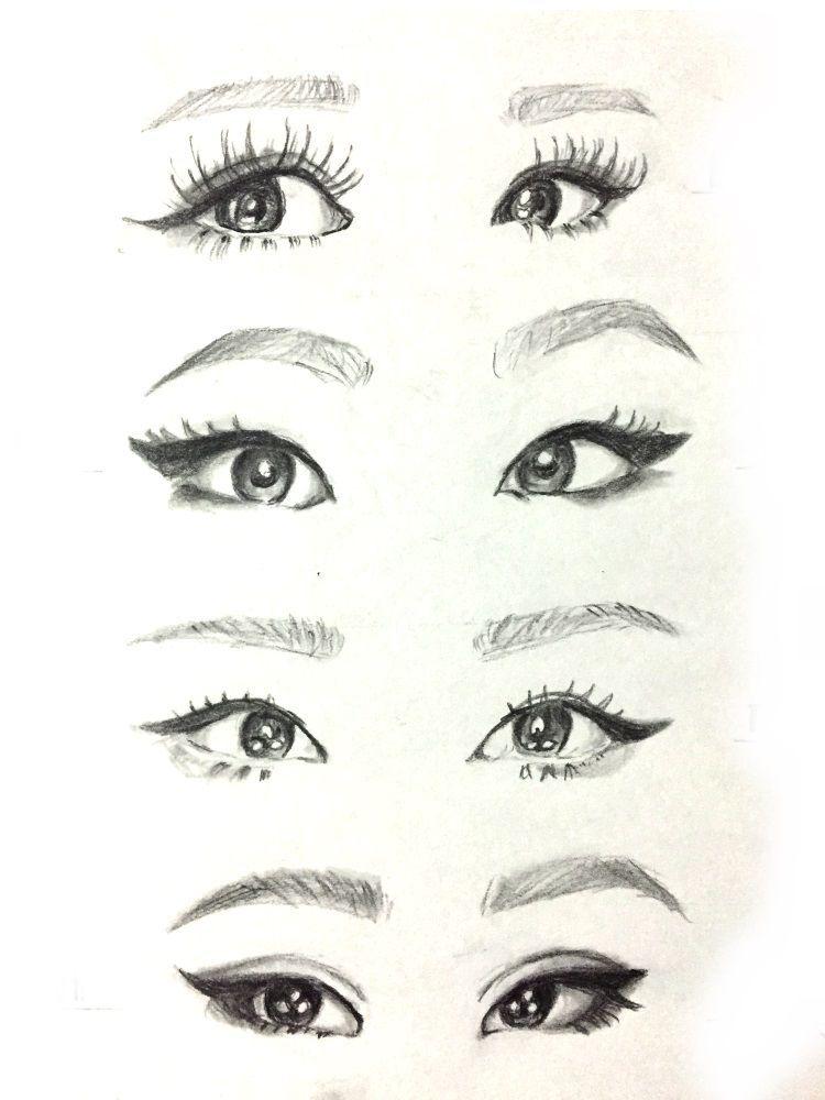 12 + Astounding Aprenda A Desenhar Ideias De Olhos