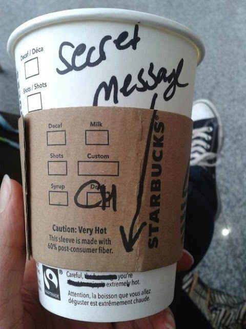 Which means moves like this might actually result in a date:   19 Perks Of Being A Barista