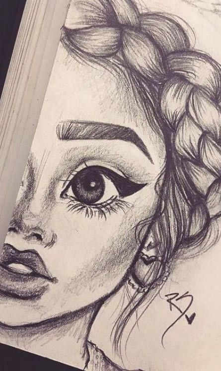 60 Most Beautiful Creative Drawing Ideas - Esminity