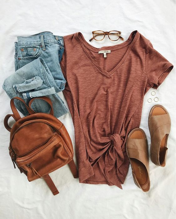 Summer Outfit Ideas For Fashion Girls That Wear Only Flats » Celebrity Fashion, Outfit Trends And Beauty Tips