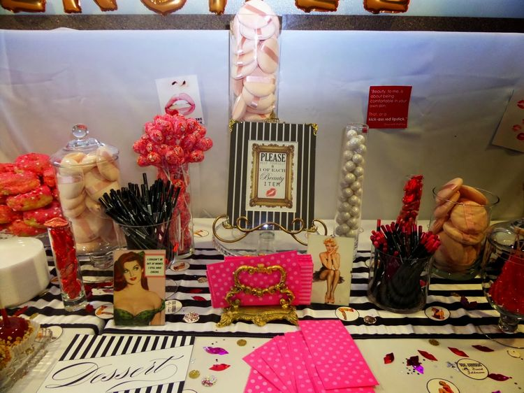 pin up bridal shower on the blog so much time so little to do february 2014