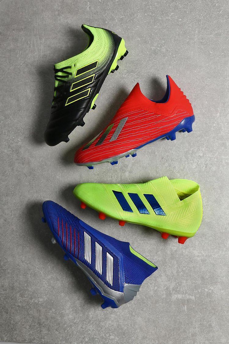 5a4dcea78cb Botas de fútbol adidas niño