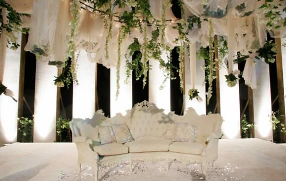 Arabic Wedding Decoration Which Could Be Made With Fresh F