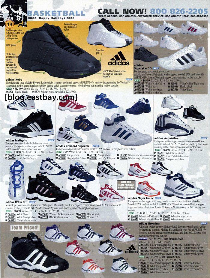 adidas Kobe Holiday 2000 9b7913a3e