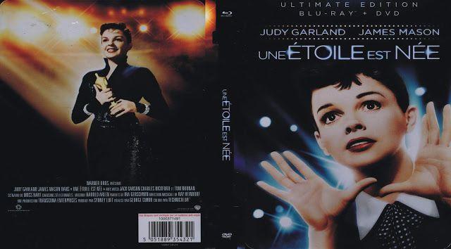 Blu Ray Jaquettes Blu Ray Une étoile Est Née