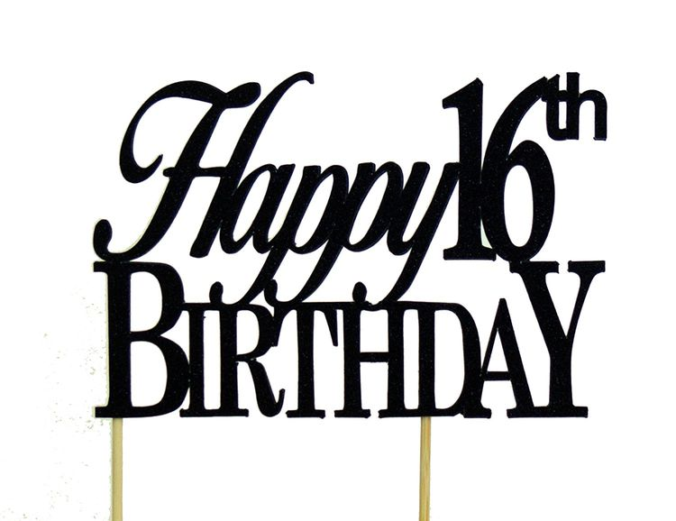 black happy 16th birthday cake topper huge price off 34th Anniversary Cake black happy 16th birthday cake topper huge price off baking decorations