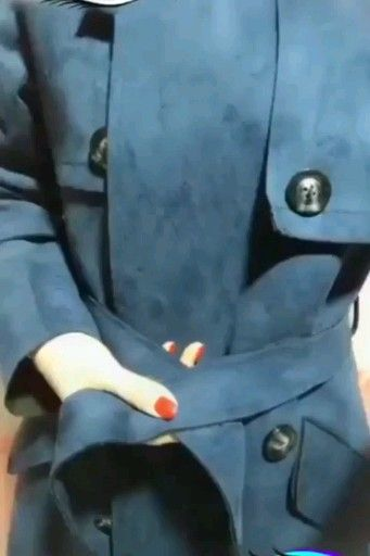 Tie Trench Coat Belt in 20 Stylish Ways