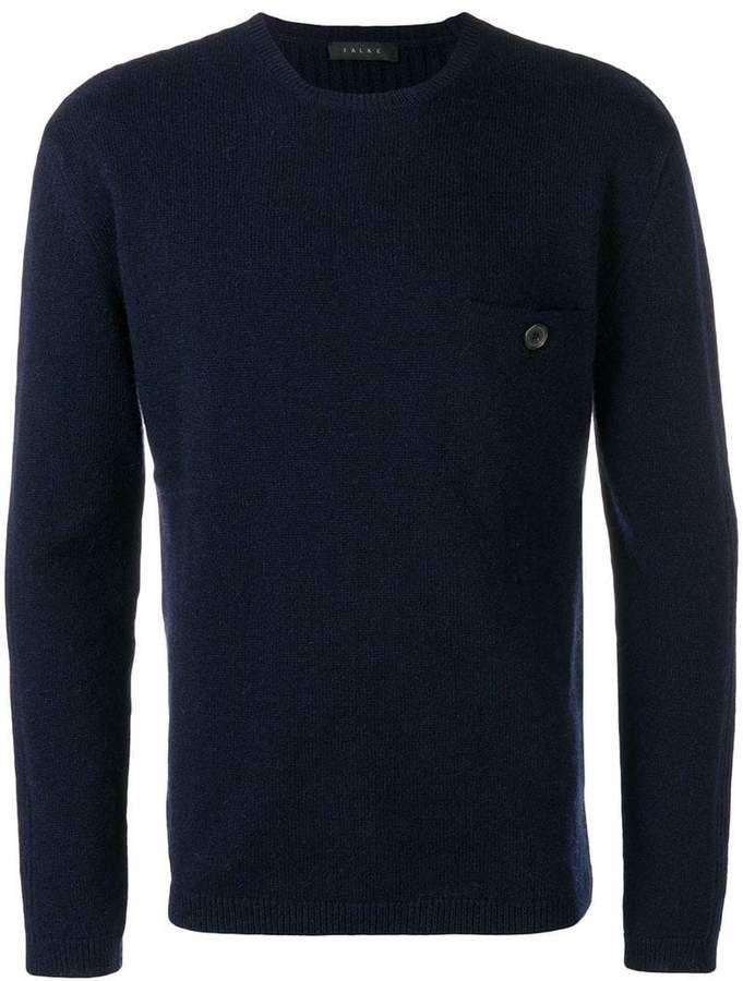 Falke crew neck sweater 3ef50fcf5