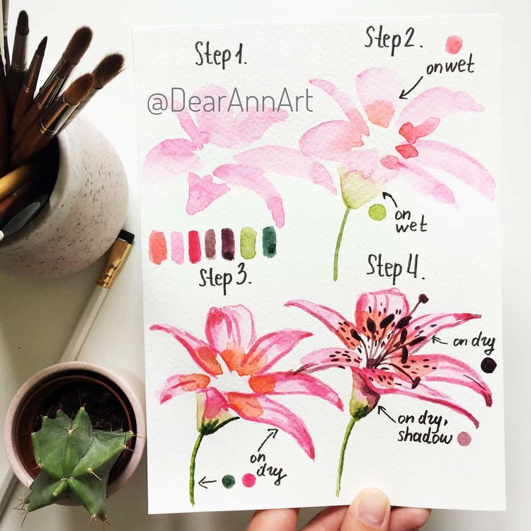 """Want to learn how to doodle in your bullet journal? These 50 doodle doodle """"how-to""""'s to make doodles in your bujo easy and simple to draw"""