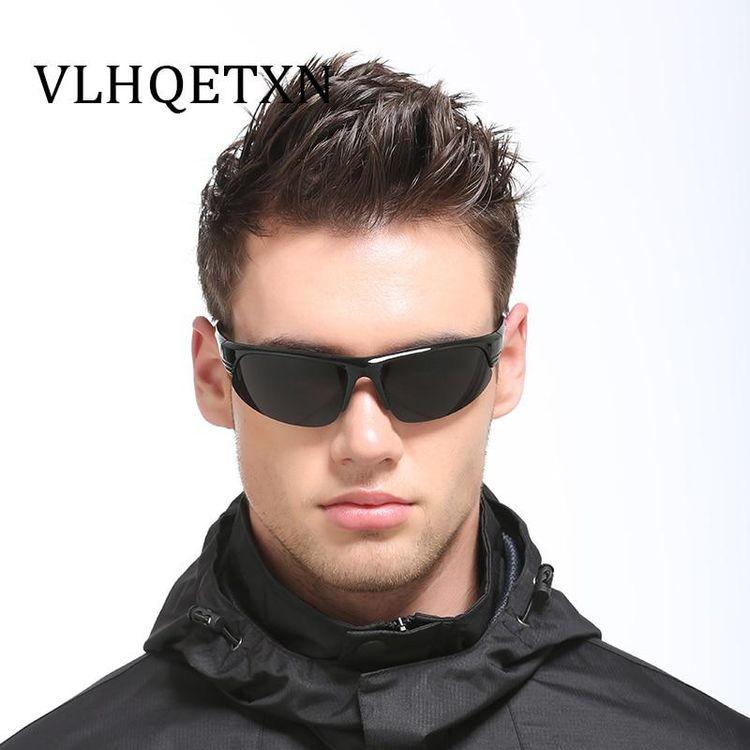 e5549268e8 Brand Men s Polarized Sunglasses Rimless Driving Mirror Sport Mens Sun  Glasses For Men Gafas De sol Hombre Polarizadas Marca. Yesterday s price  US   26.99 ...