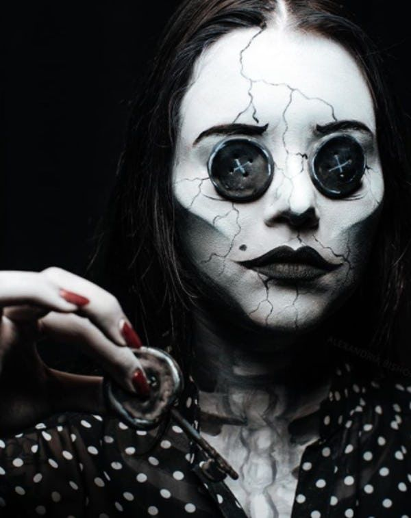 The 20 Most Gruesome And Disturbing Halloween Cosplays