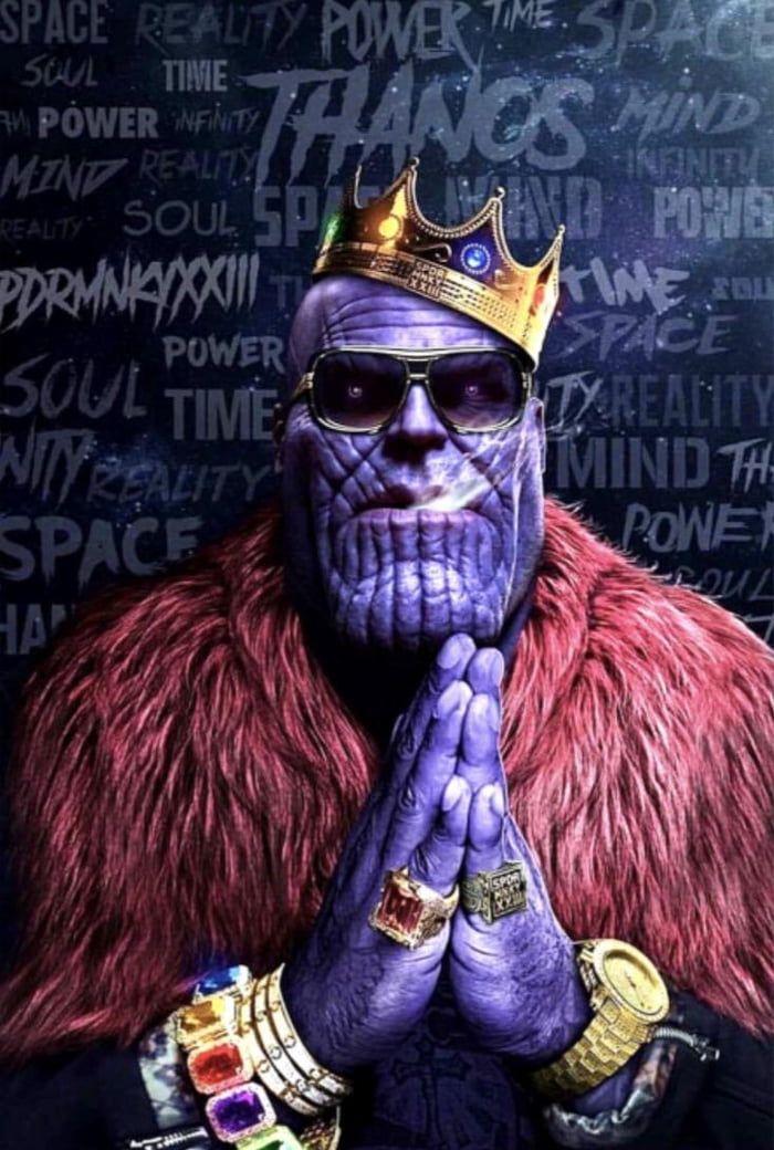 Notorious Thanos - 9GAG