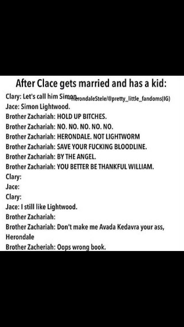 If I remember correctly at the end of CoHF jace says that he wants to be a Herondale anyway so