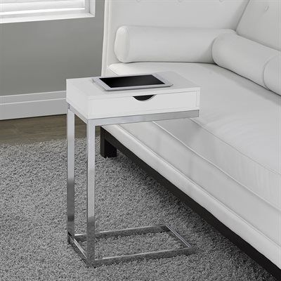 Monarch Specialties End Table I 3 Accent Table With Drawer