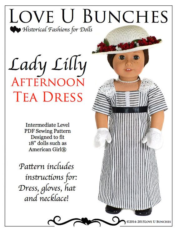 pixie faire love u bunches lady lilly s afternoon tea dres